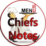 chiefsnotes | Food and Cooking