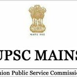 UPSC Mains 2019 & 2020