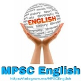 MPSC English