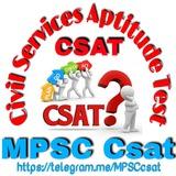 MPSC Csat