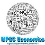 MPSC Economics